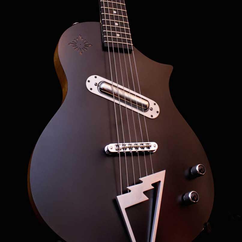 Scott Walker Guitar featured Home