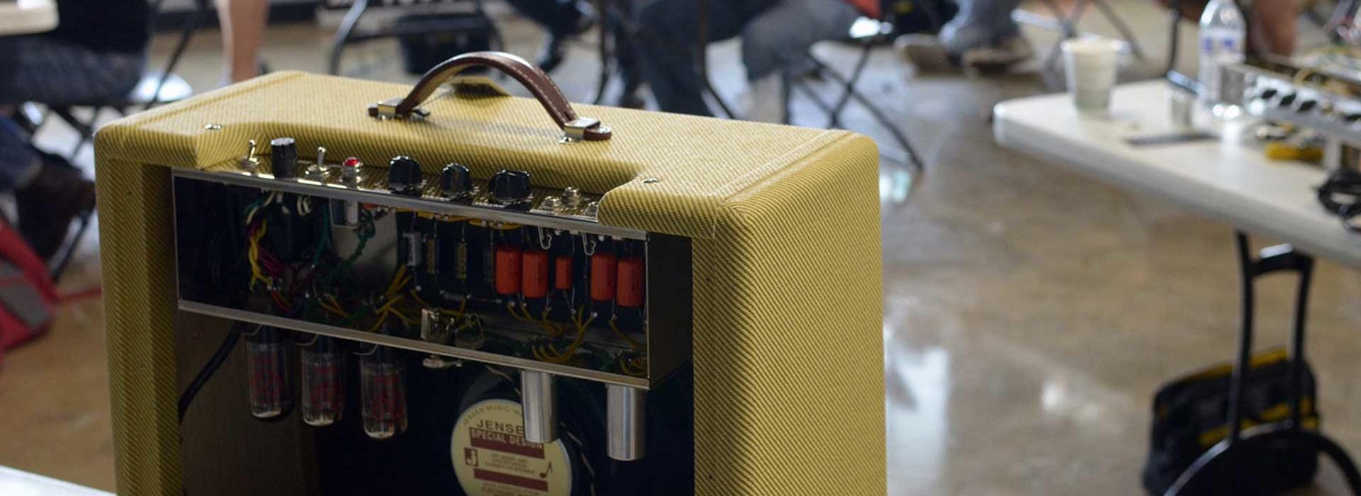 roberto venn specialty amp 1920x700 Mojotone Tube Amp