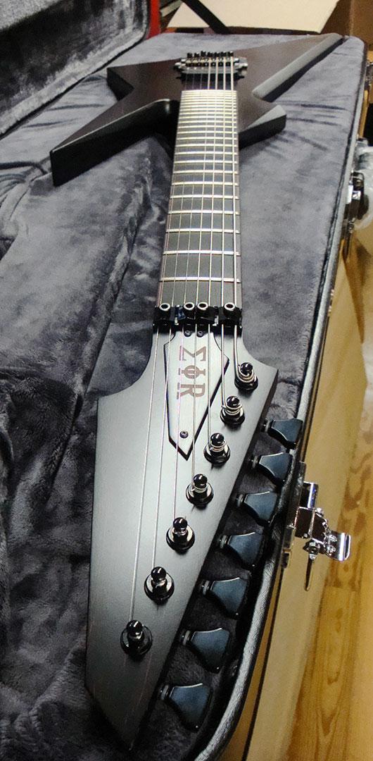 roberto venn team stevo guitar 2 STEVEN DAVIS