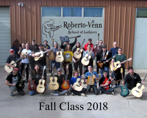 roberto venn class photo f1 495x400 Student Galleries