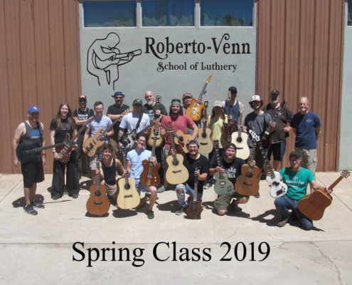 roberto venn class photo sp 495x400 Student Galleries