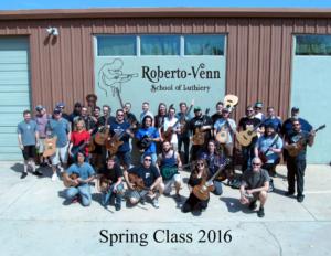 roberto venn class pic s16 300x232 Spring 2016