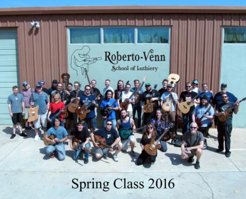 roberto venn class pic s16 495x400 Student Galleries