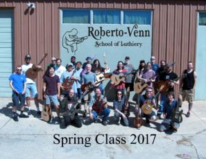 roberto venn class pic s17 300x232 Spring 2017