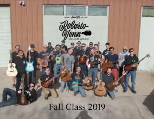 Roberto Venn Class Pic Fall 300x232 Fall 2019