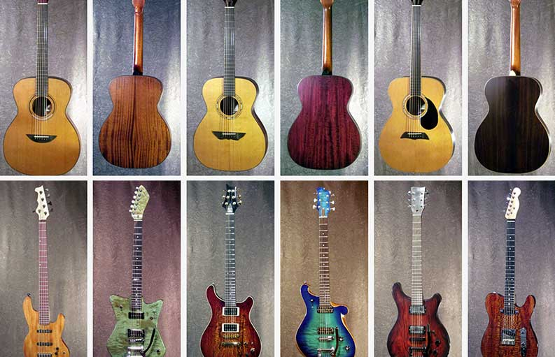 roberto venn student guitars 2017 2 Student Galleries
