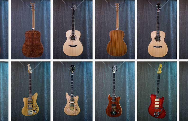 roberto venn student guitars 2018 2 Student Galleries
