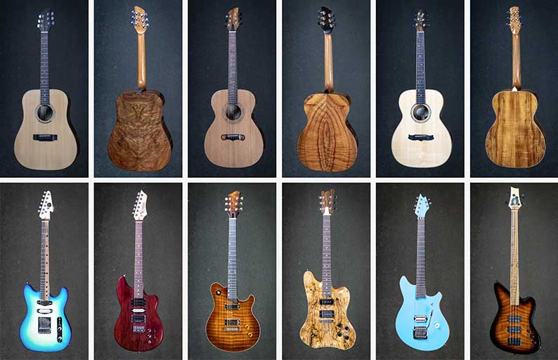 roberto venn student guitars 2019 2 Student Galleries