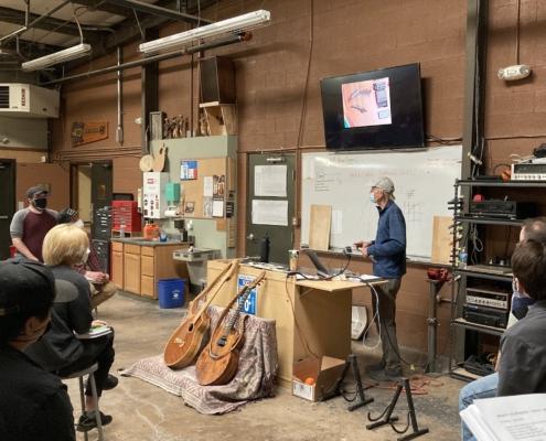 Willam Eaton Spring 2021 Design Lecture 495x400 Spring Class 2021 Begins...