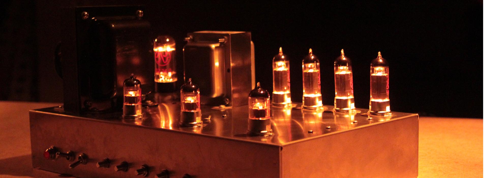 roberto venn amp class bann Amp Design & Contruction