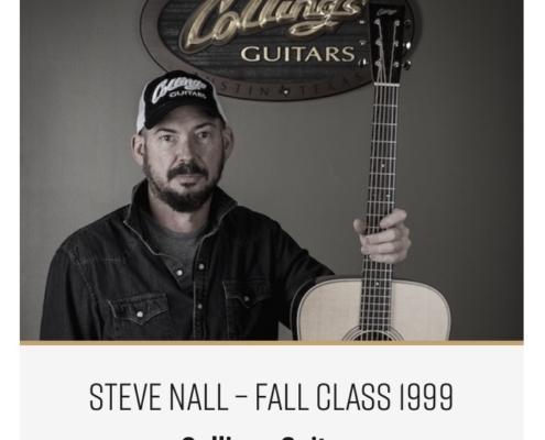 Roberto Venn Featured Alumni Collings 1 495x400 Featured Alumni, Guitar Road Tech Class and Shop Life
