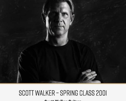 Roberto Venn Featured Alumni Scott Walker 495x400 Featured Alumni, Guitar Road Tech Class and Shop Life