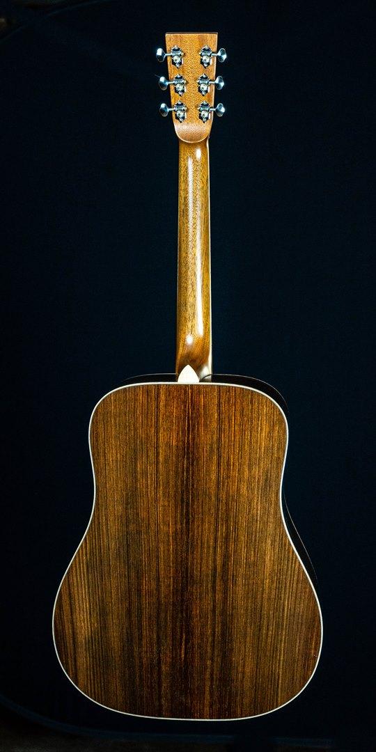roberto venn student guitar Acoustic Dana back05 Spring 2021