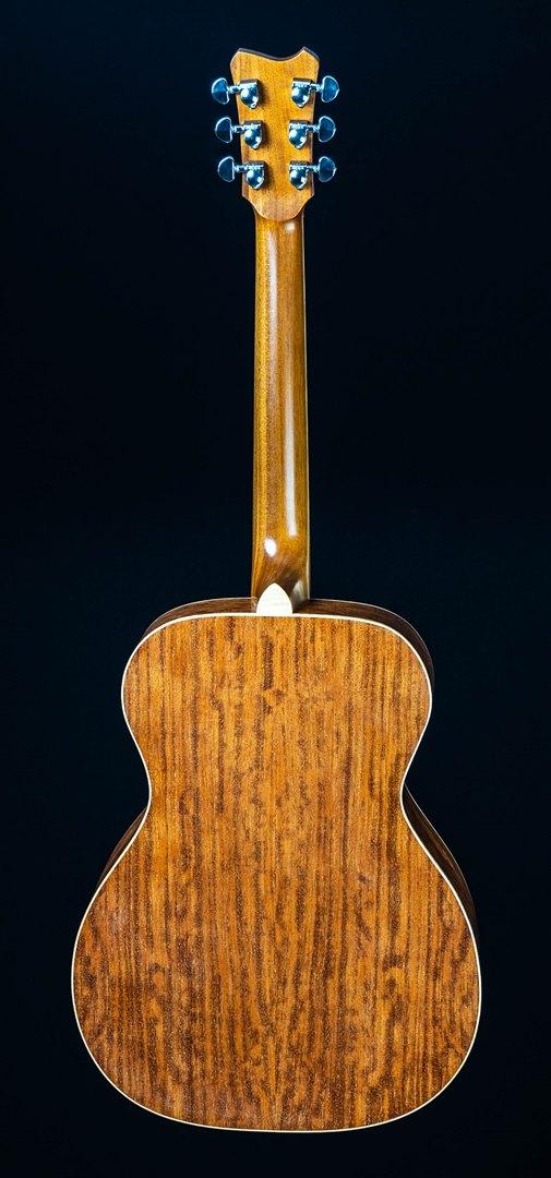 roberto venn student guitar Acoustic Jeremiah back11 Spring 2021
