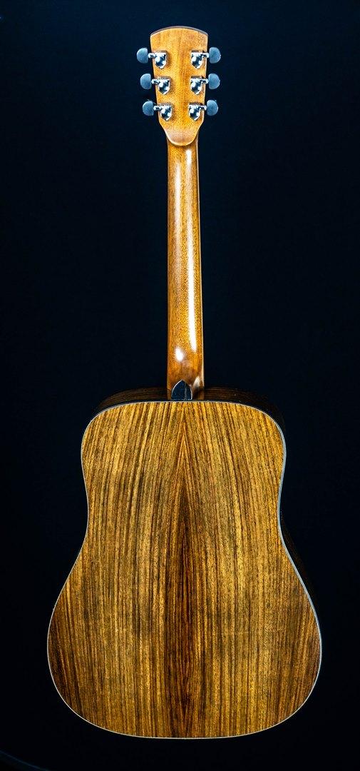 roberto venn student guitar Acoustic StuArt back29 Spring 2021