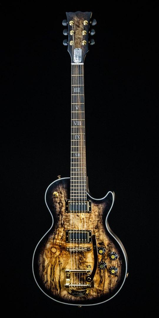 roberto venn student guitar Bryan electric36 1 Spring 2021