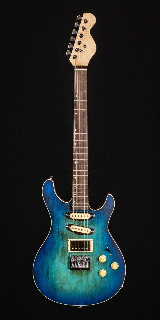 roberto venn student guitar Electric Jeremiah41 1 Spring 2021