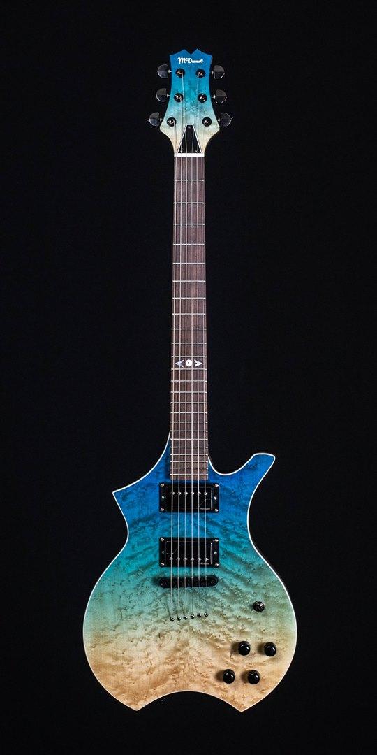 roberto venn student guitar Electric Kevin45 Spring 2021