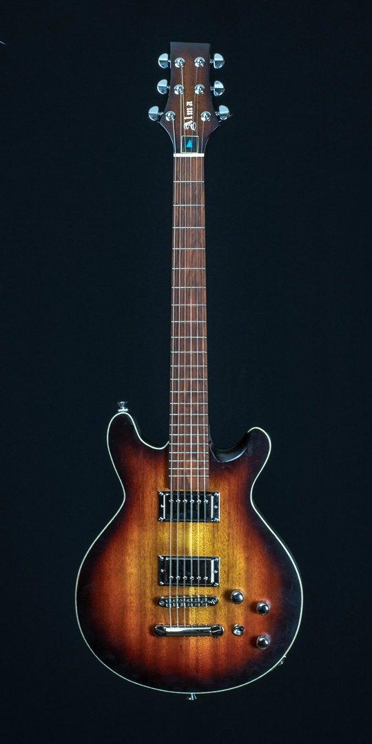 roberto venn student guitar Electric Toe mas50 1 Spring 2021