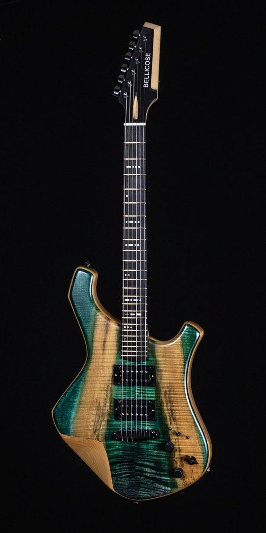 roberto venn student guitar Electric Ziko51 1 Spring 2021