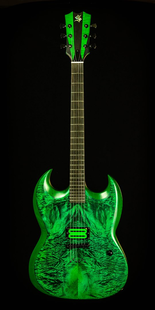 roberto venn student guitar Electric evan40 1 Spring 2021